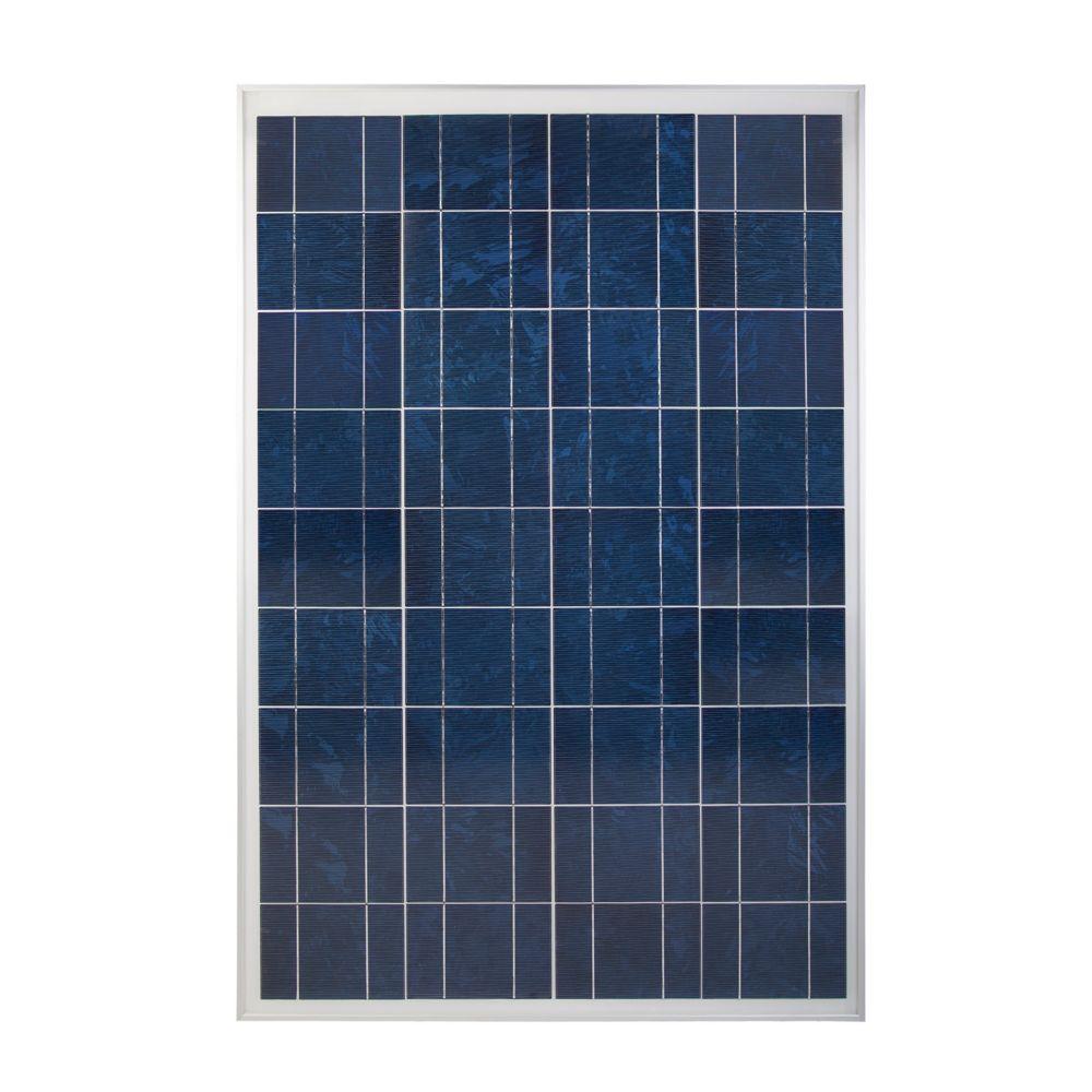 100 Watt 12 Volt Crystalline Solar Panel