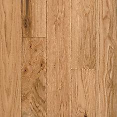 Plancher, bois d'ingénierie, 3/8 po x 5 po, Chêne AV, 25 pi2/boîte