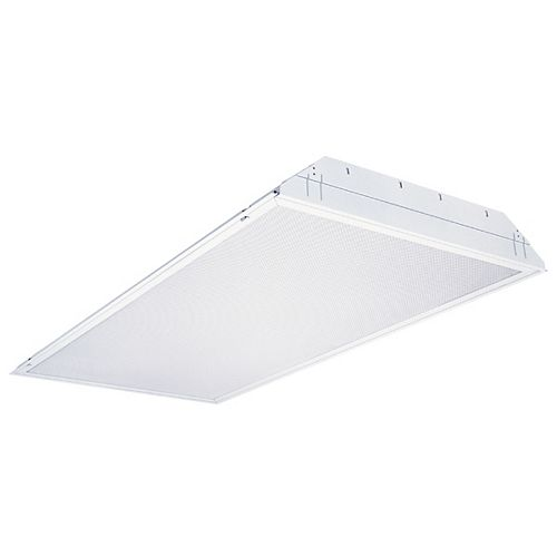 Lithonia Lighting 2 ft. x 4 ft. 32W 3-Light T8 Lay In Troffer