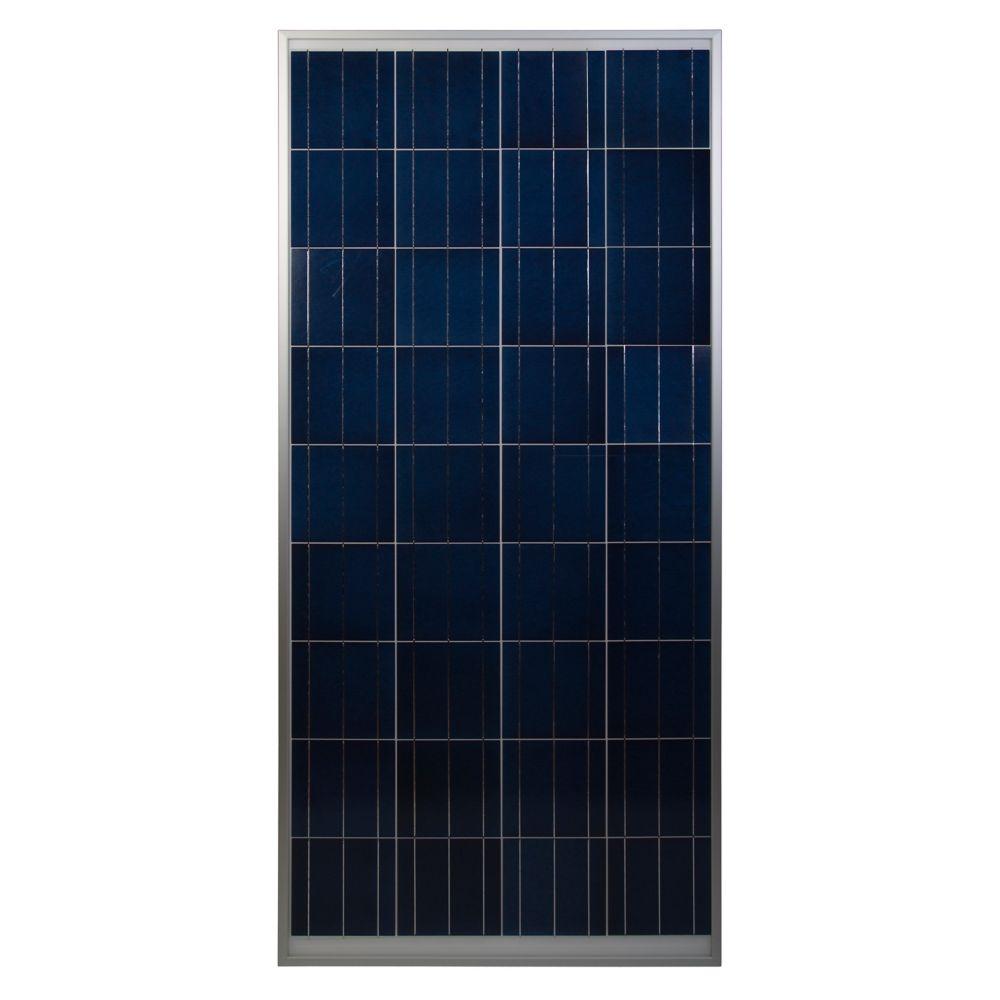 Coleman 150 Watt 12 Volt Crystalline Solar Panel