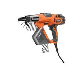 RIDGID 1/4-inch AC Collated Screw Gun