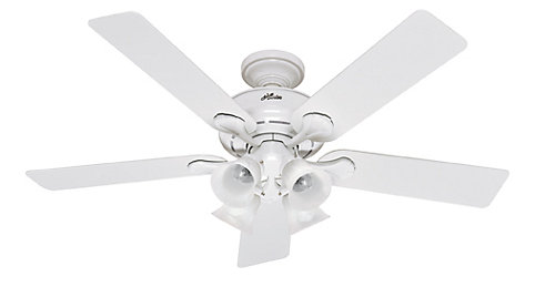 Hunter 52 inch augusta ceiling fan the home depot canada mozeypictures Images