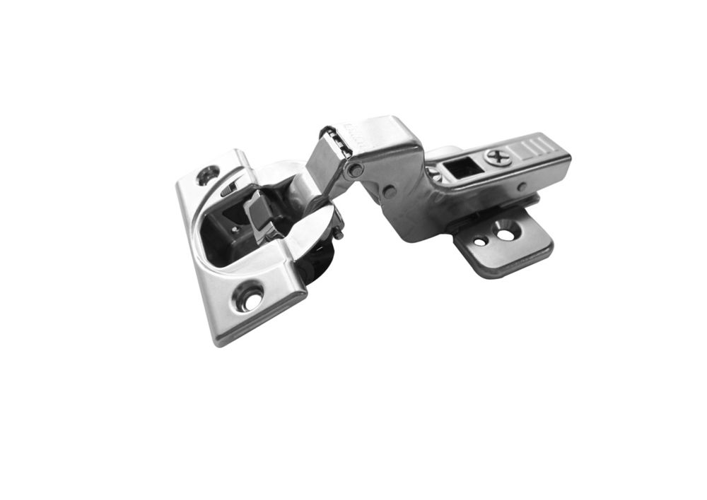 Framess Inset Clip Hinge & Plate With Blumotion