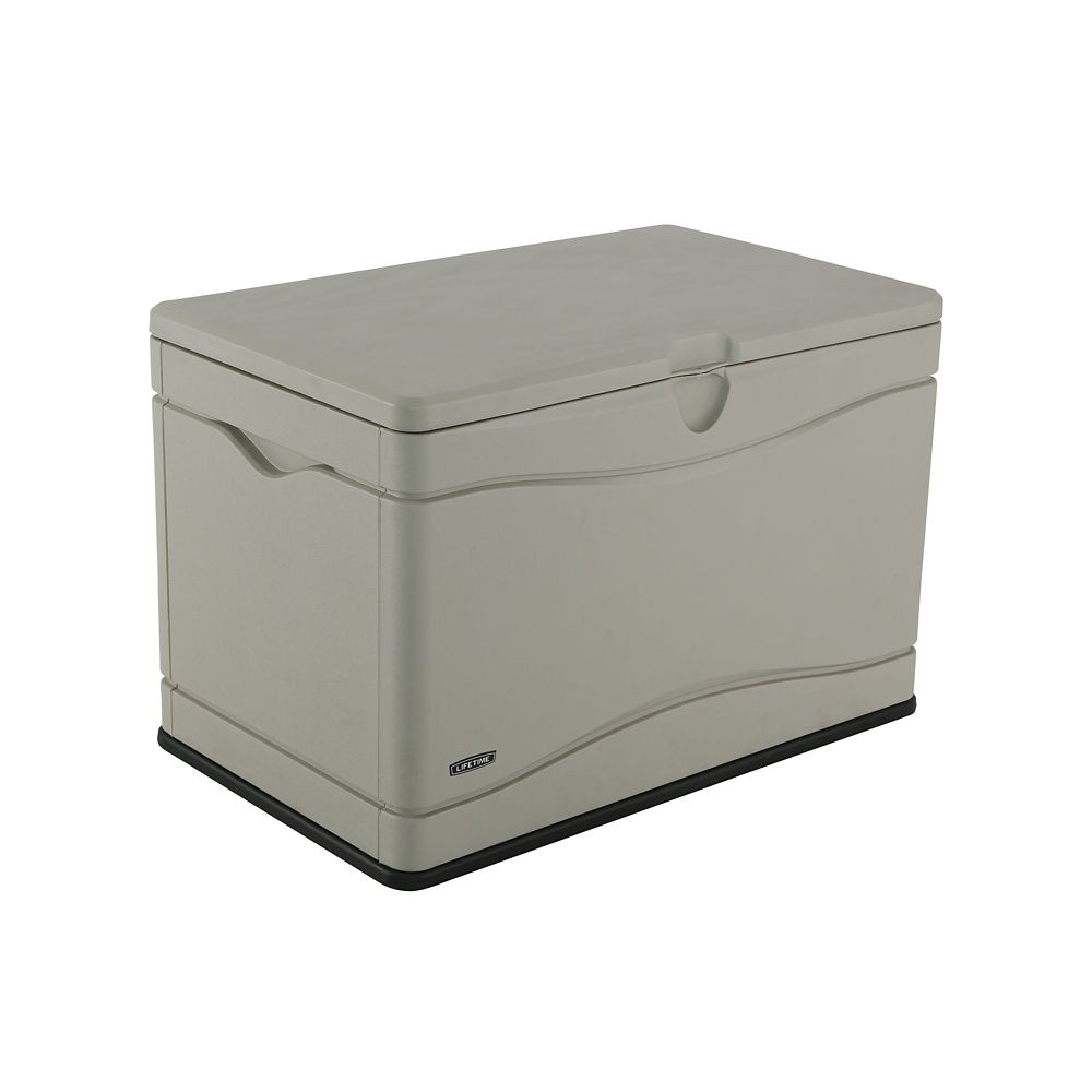 Lifetime Outdoor Storage Box (10.69 Cu.Ft.)