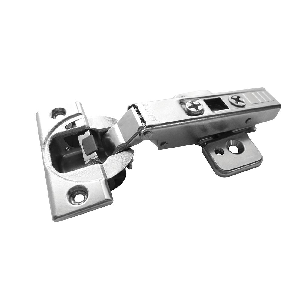 Blum Full Overlay Blumotion Clip Top Hinge with Plate - 110 Degree