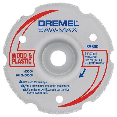 Dremel 3 Inch. Multi-Purpose Flush Cut