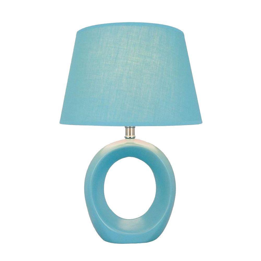illumine lampe une ampoule avec abat jour de sp cialit finition de sp cialit the home. Black Bedroom Furniture Sets. Home Design Ideas