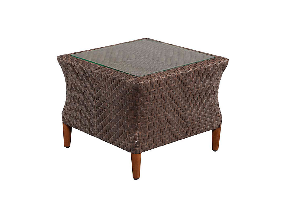 Brown Jordan Marquis Patio Occasional Table The Home Depot Canada