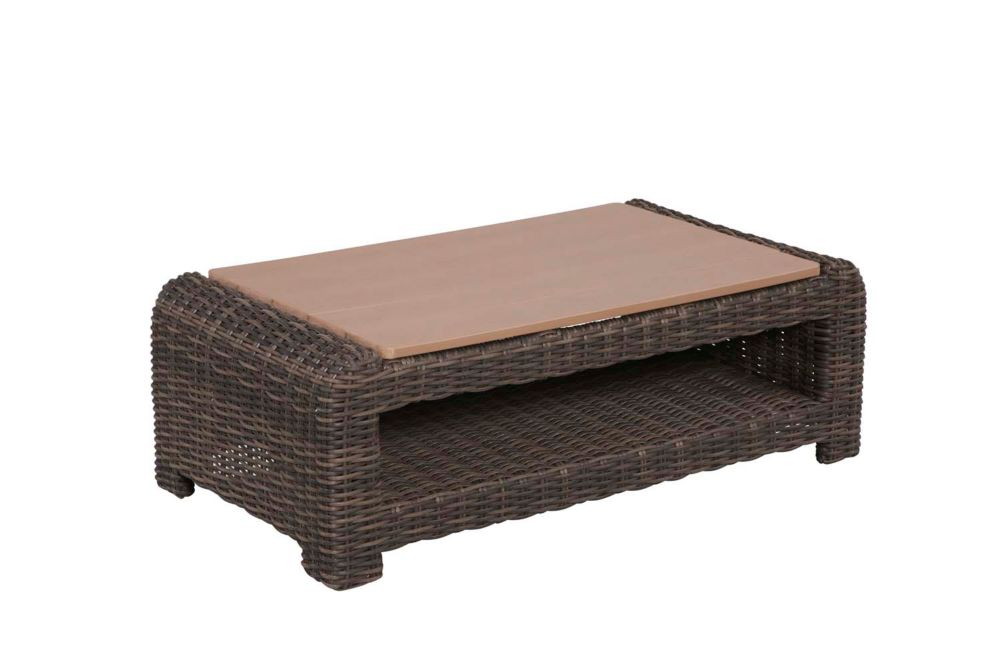 Brown Jordan Northshore Patio Coffee Table