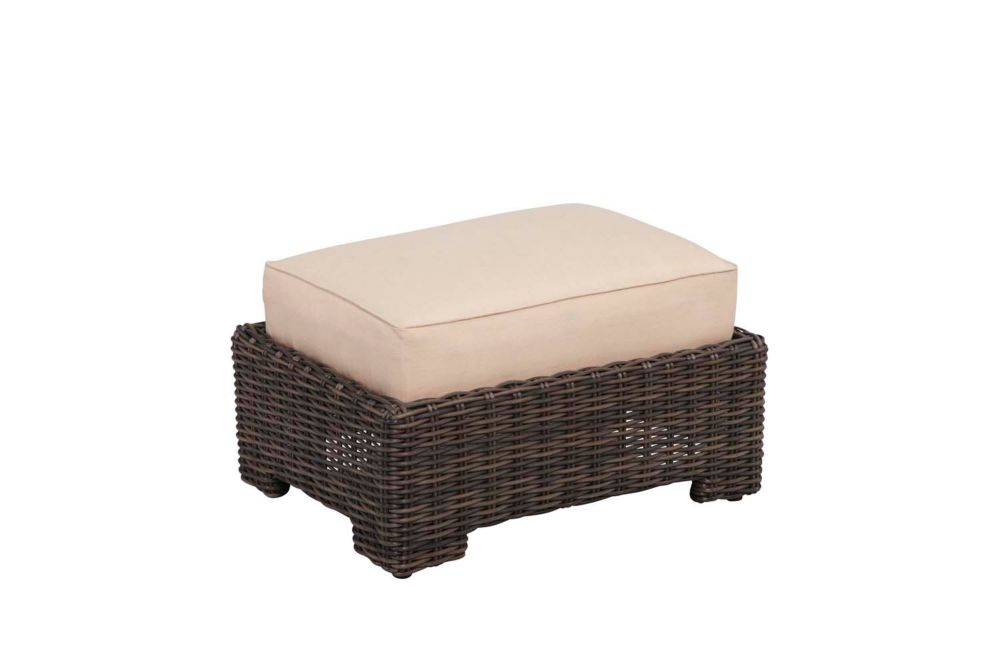 Brown Jordan Northshore Patio Ottoman