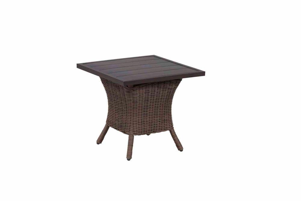 Brown Jordan Vineyard Patio Occasional Table