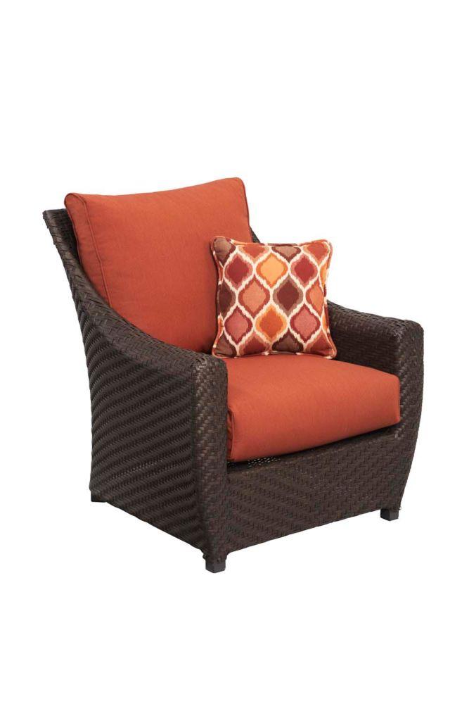 Brown Jordan Highland Patio Lounge Chair