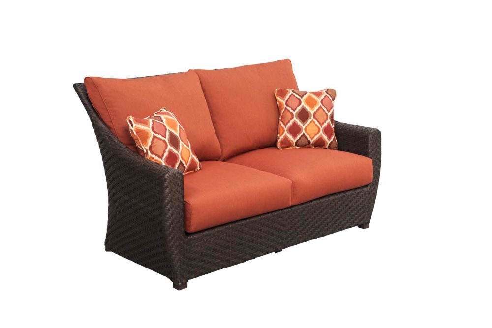 Brown Jordan Highland Patio Loveseat