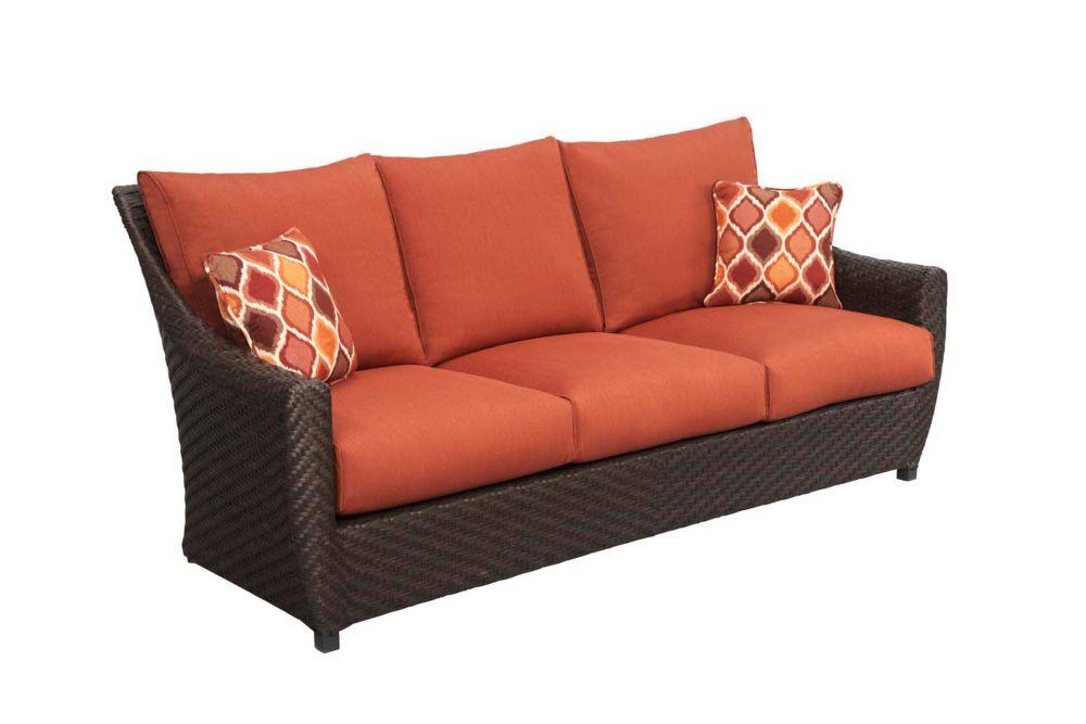 Brown Jordan Highland Patio Sofa