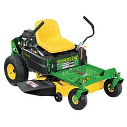 John Deere 42-inch 20-HP Dual Hydrostatic ZTrak Gas Zero-Turn Riding Mower