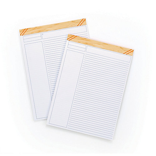 Project Note Pads