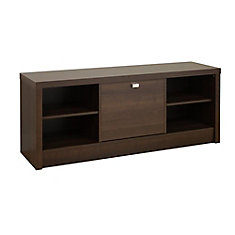 Series 9 53.75-inch x 21.25-inch x 15.25-inch Solid Wood Frame Bench in Espresso
