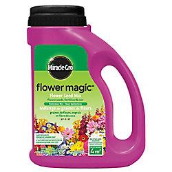Miracle-Gro Flower Magic Fleurs multicolores 1 kg
