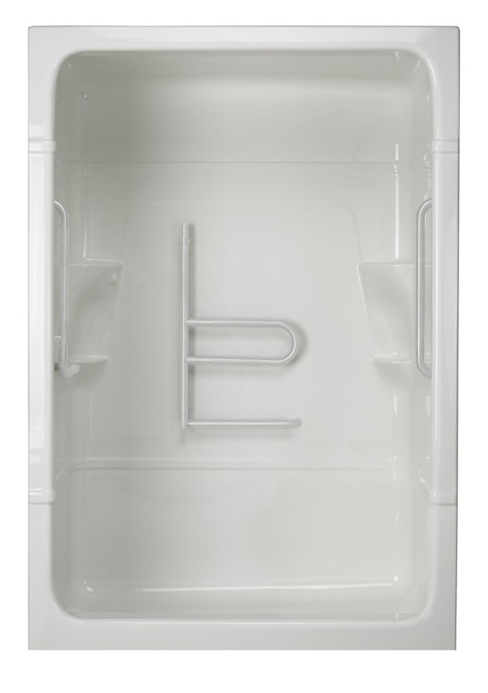 Madison 5 3-Piece Shower Stall