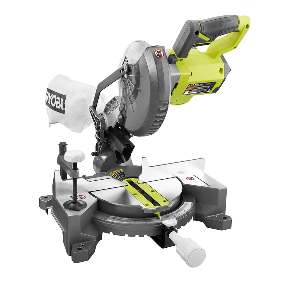 18V ONE+� 7 1/4-inch Cordless Miter Saw with Laser