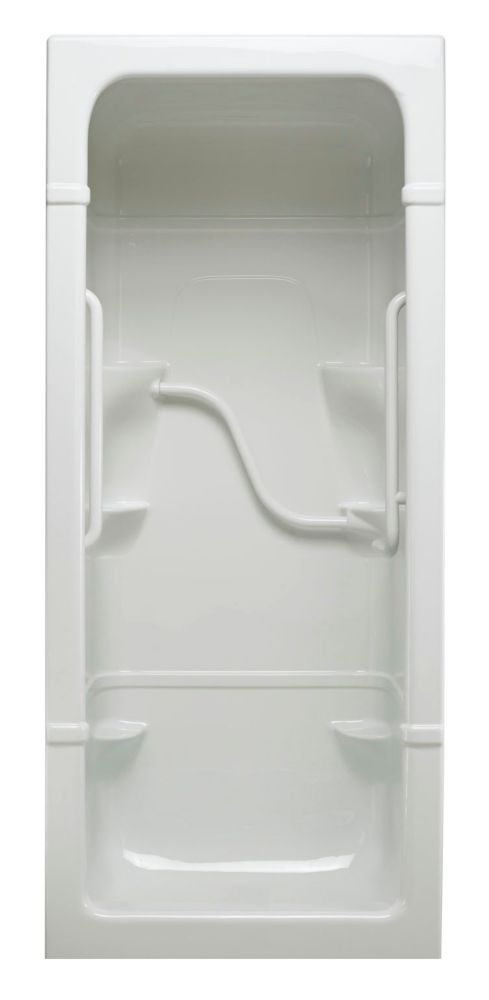 Madison 3 1-piece Shower Stall Free Living Series - Standard-Left Hand FS3L Canada Discount