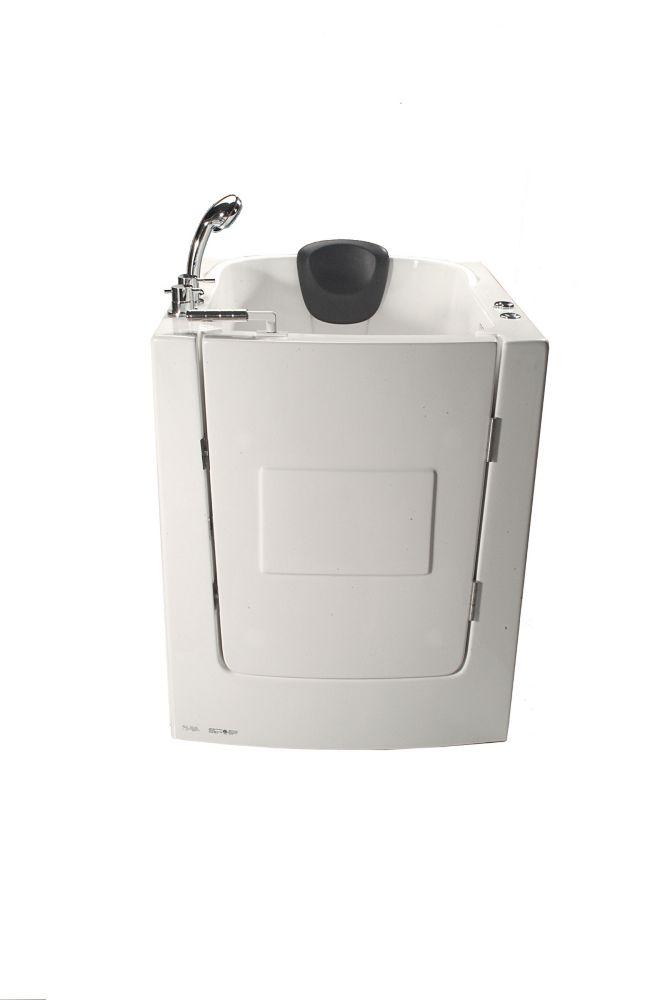Porta Walk In Bath-Left Hand P3237AWL in Canada