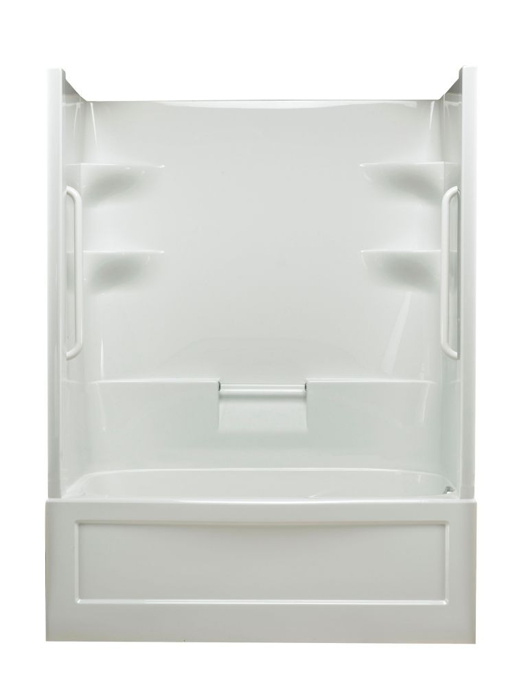 Belaire 1-piece Whirlpool Free Living Series - Light- Right Hand