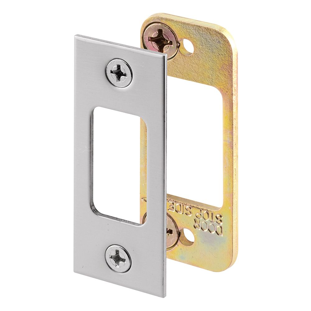 Satin Nickel Deadbolt Strike