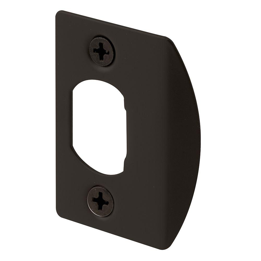Classic Bronze Deadlatch Door Strike