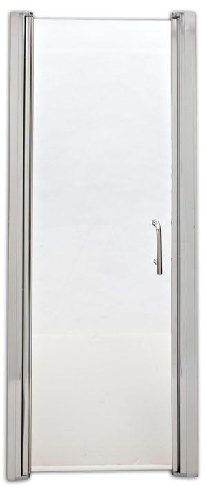 Porte de douche pivotante sans cadre, SD25PS