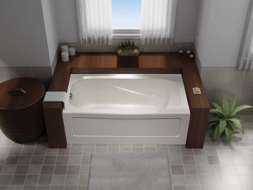 Tuscon Acrylic Non Whirlpool Bathtub