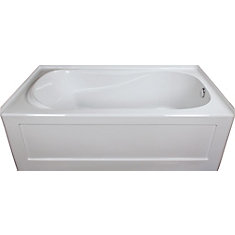 Prescott Acrylic Skirted Non Whirlpool Bathtub