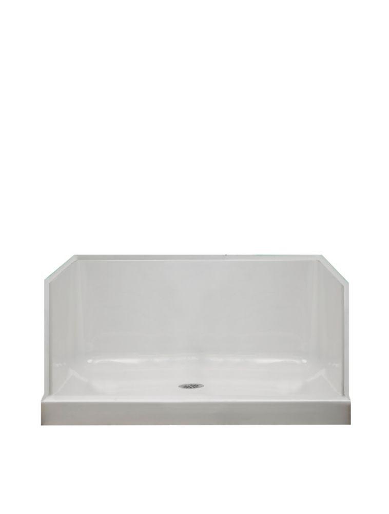 Ellis 48 Acrylic Shower Base
