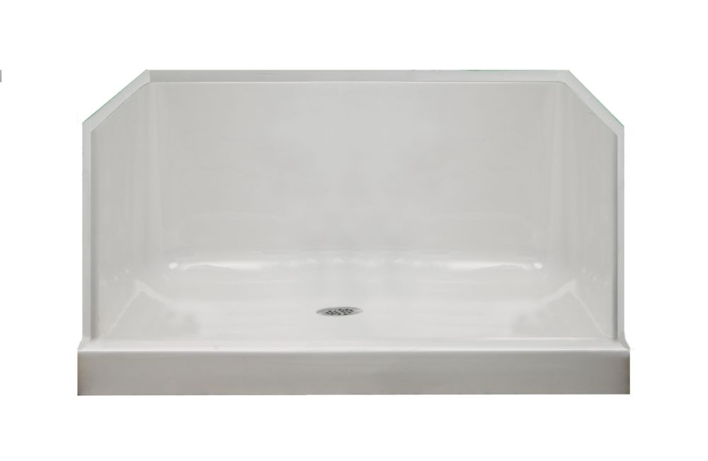 Ellis 42 Acrylic Shower Base EB4242 Canada Discount