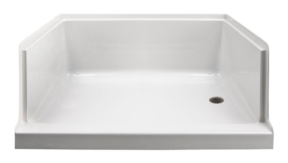 Ellis 60 XL - Base de douche en acrylique