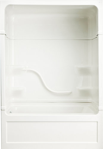 Mirolin Parker 20 - Acrylic 60 Inch 3-piece Tub And Shower-Left ...