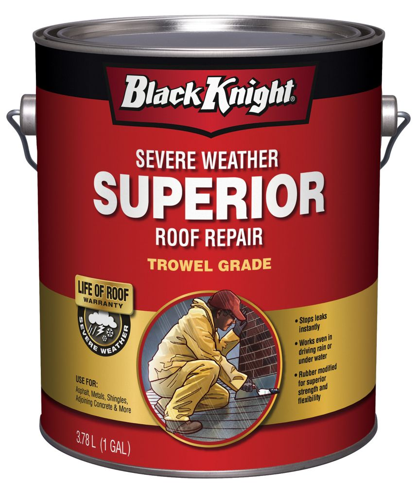 Black Knight Severe Weather Superior Roof Repair 3.78L