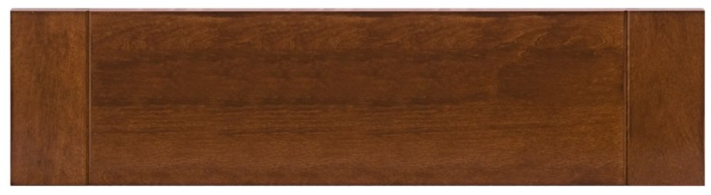 Wood Drawer Front Lyon 36 Inch x 7,5 Inch Blossom