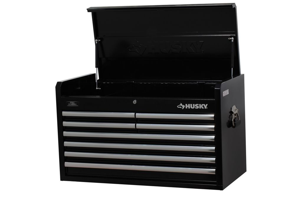 HUSKY 36 inch W 8-Drawer Tool Chest