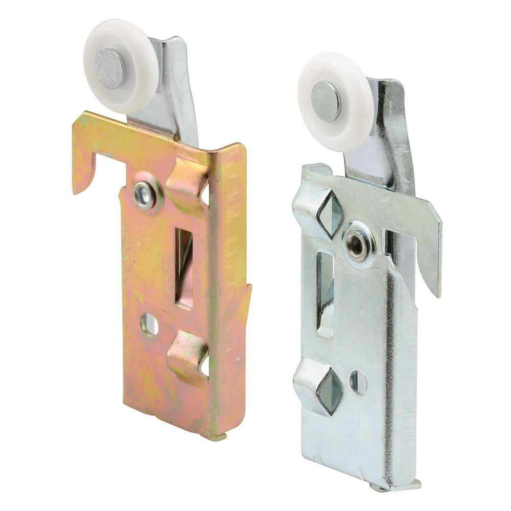 Prime-Line Closet Door Roller Assembly, Left/Right