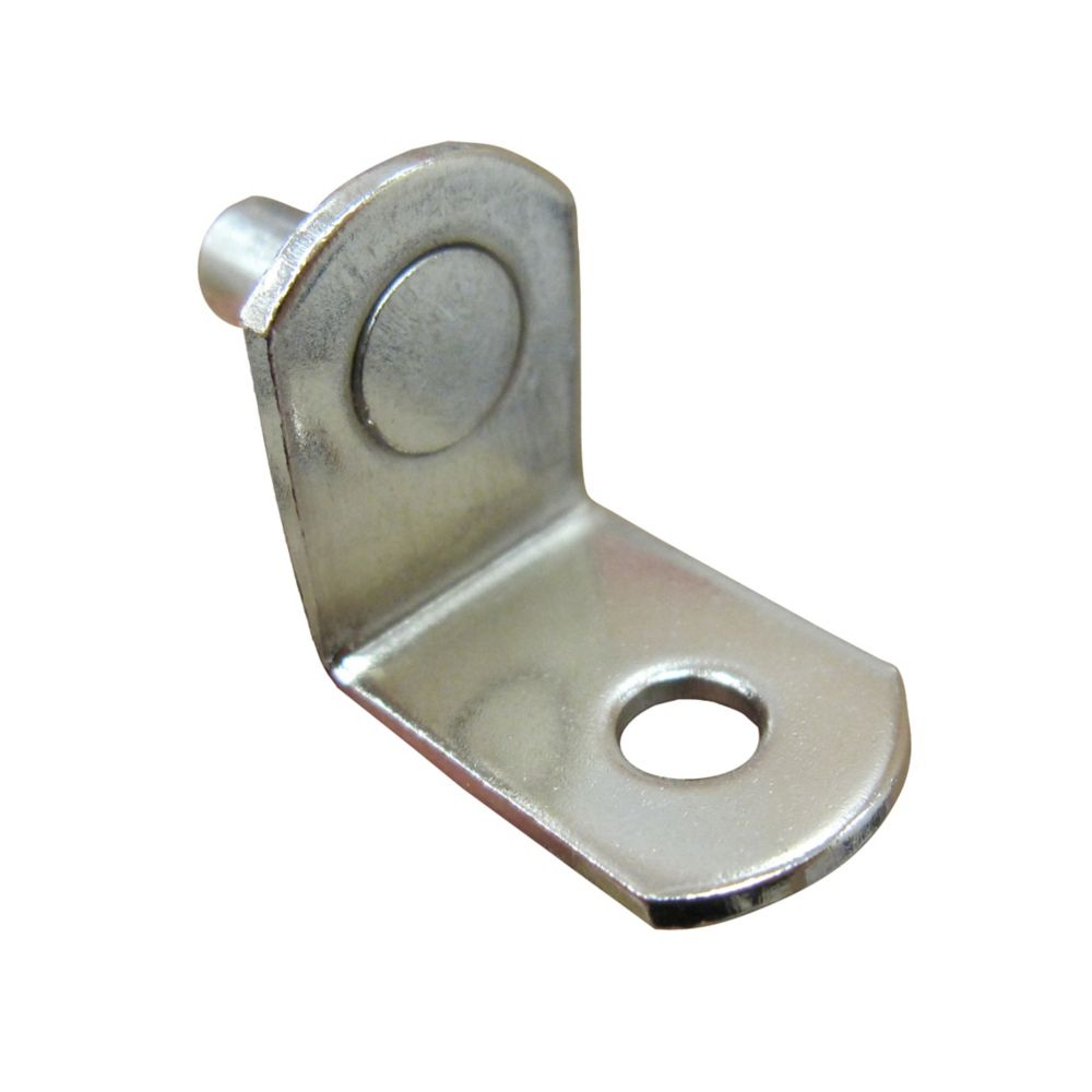 100-Pack Of  Metal Shelf Support