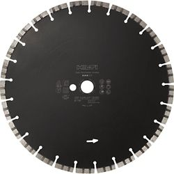 Hilti DC-D UP-S 14-inch Diamond Blade for Hand Held Gas Saws