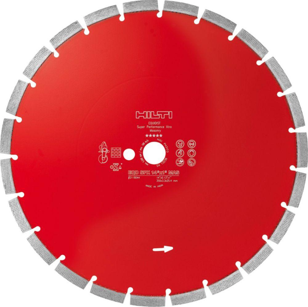 Hilti Segmented Diamond Cutting Disc SP - 12 Inch