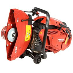 Hilti DSH 700 70cc 14-inch Hand-Held Gas Saw