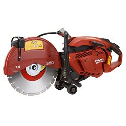 Hilti DSH 700-X Hand Held Gas Saw - 14 Inch