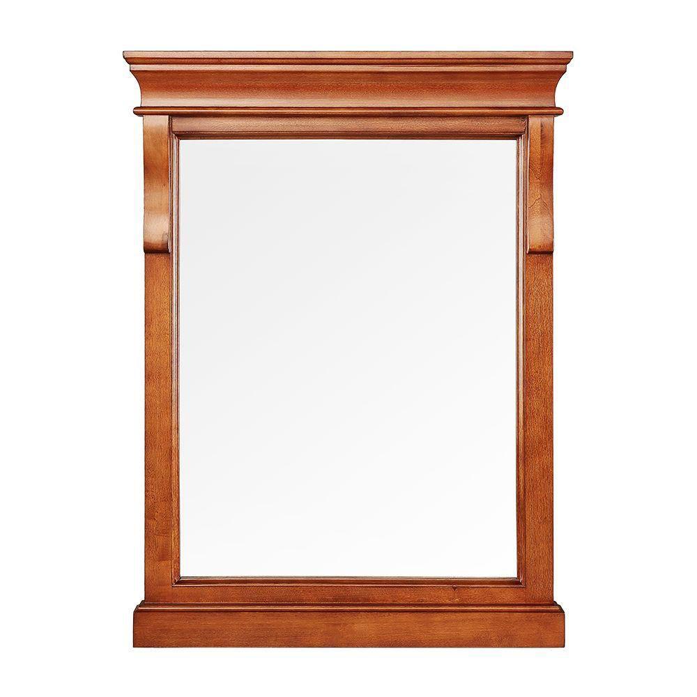 Miroir Naples de 24 po, 23 1/2 po (L) x 2 po (P) x 32 po (H)