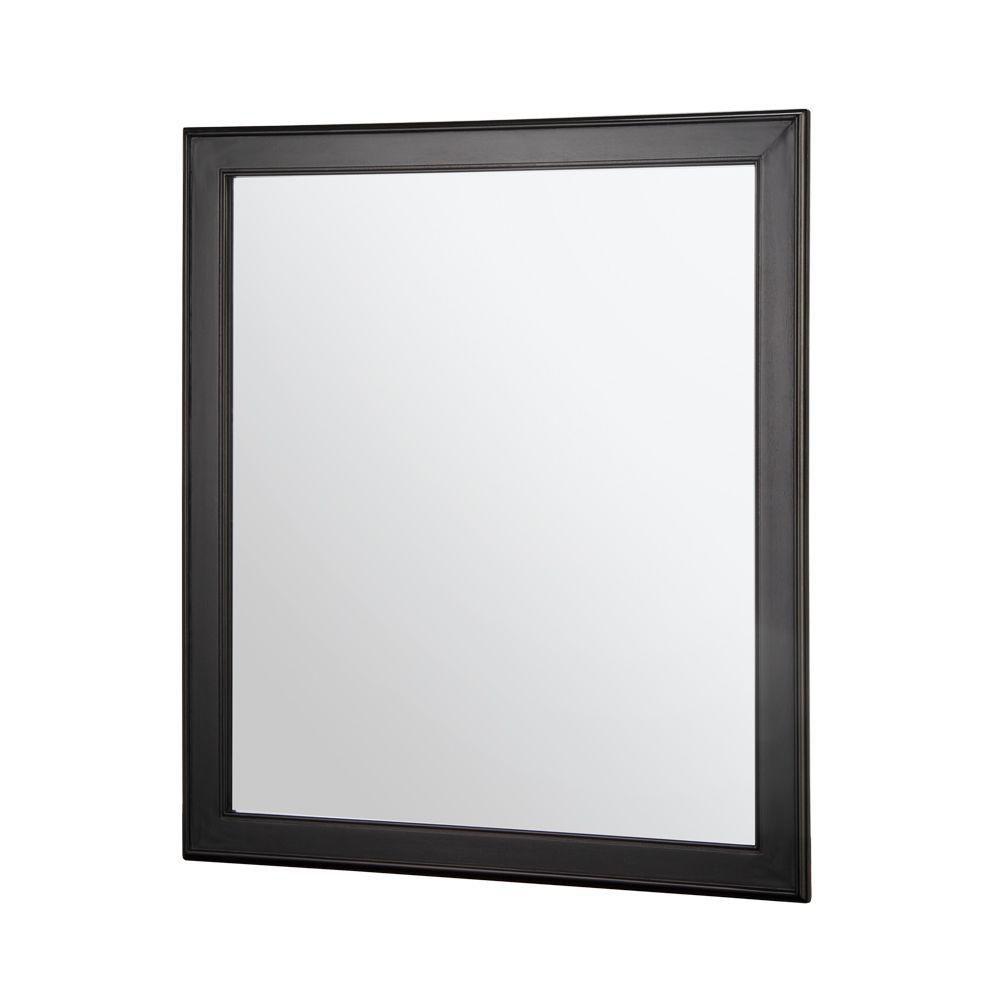 Gazette 28 Inch Mirror, 28 Inch W x 1 Inch D x 32 Inch H GAEM2832 in Canada