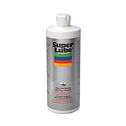 Superlube Bouteille dhuile avec lubrifiant Syncolon (PTFE) 1 quart