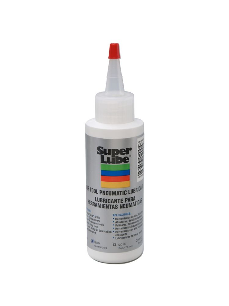 4 oz. Bottle Air Tool Lubricant