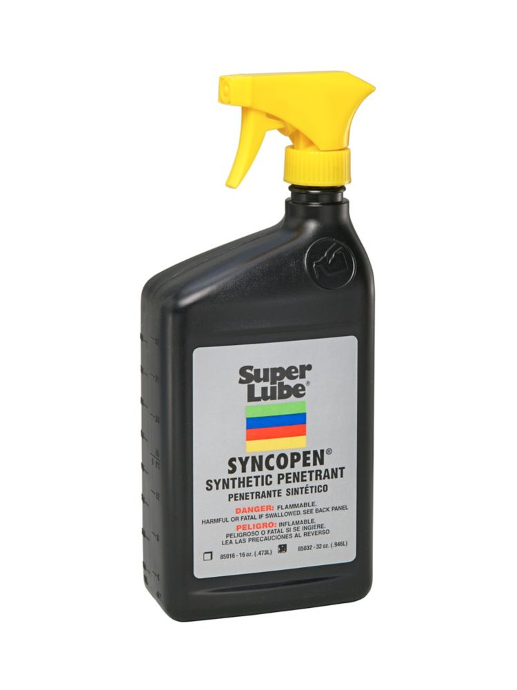 Penetrant, Non Aerosol One Quart Trigger Sprayer